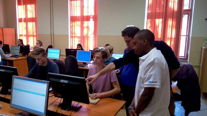Last November our Kenyan partners visited Slovak schools and startup hubs