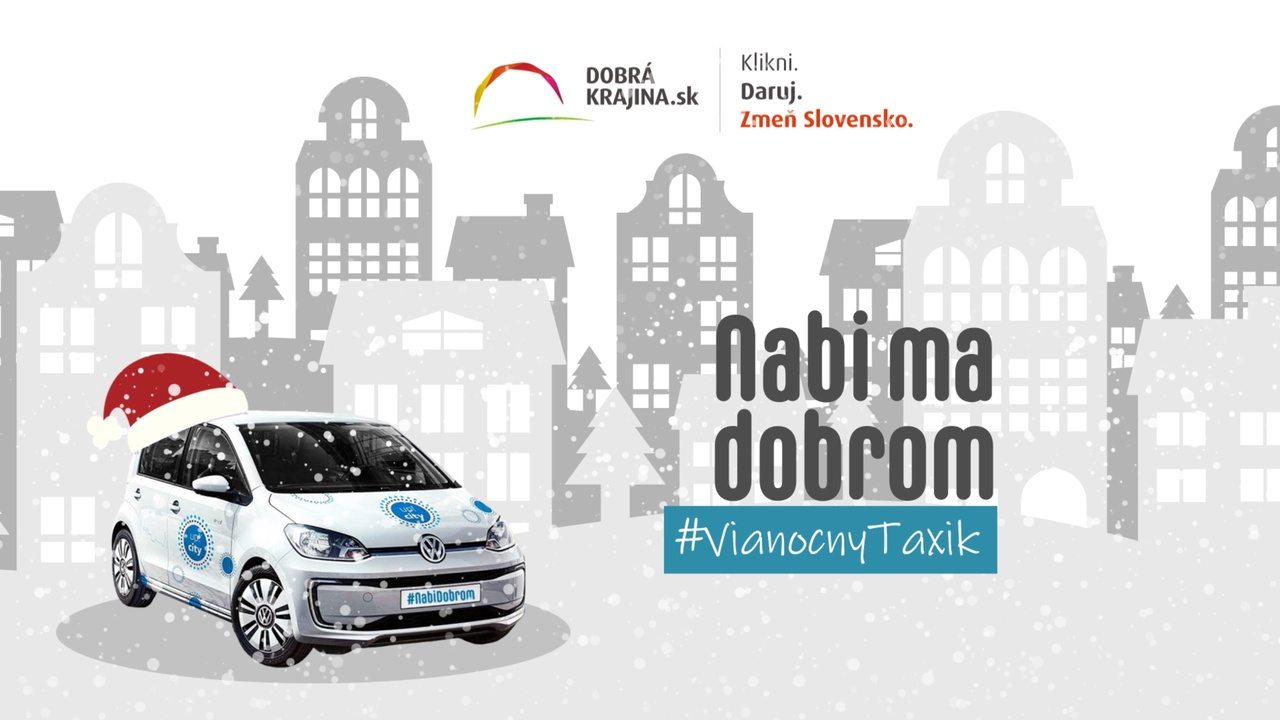 Nabi ma dobrom už na #GivingTuesday