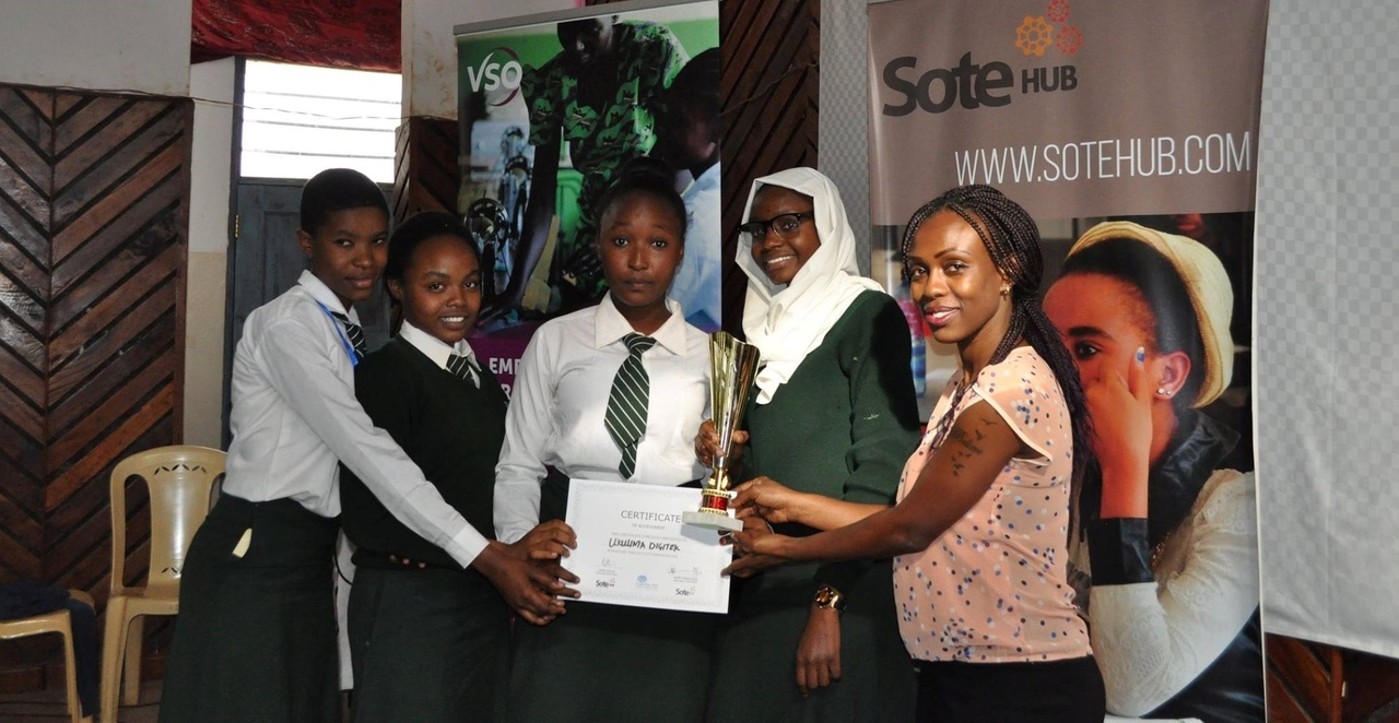 Sote Innovation Fair 2018  - the fourth harvest of startups that we help to grow at Kenyan schools