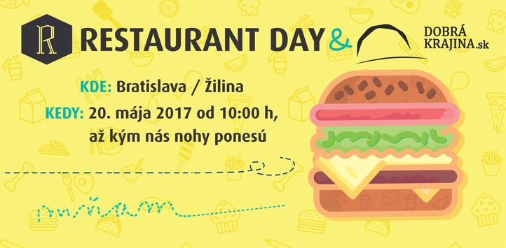 Restaurant Day 2017 - When the way to good deeds is through the stomach